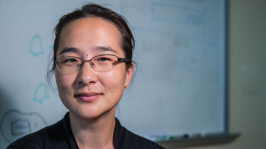 Bioengineer Junghae Suh has been promoted to full professor effective July 1.